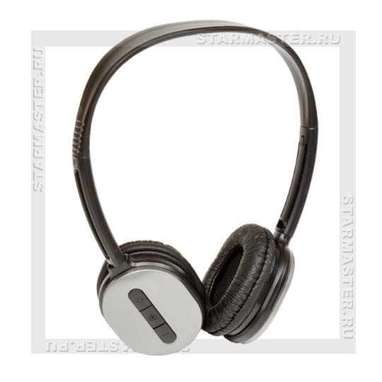 """Наушники беспроводные RAPOO  """"H1030 """" с микрофоном."""
