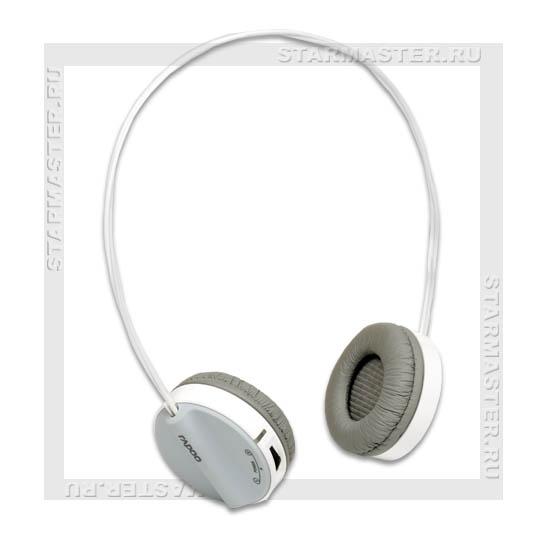Форма: полноразмерные беспроводные наушники с микрофоном Тип разъема: USB Диаметр динамиков: 50мм Цвет: Grey (серый)...